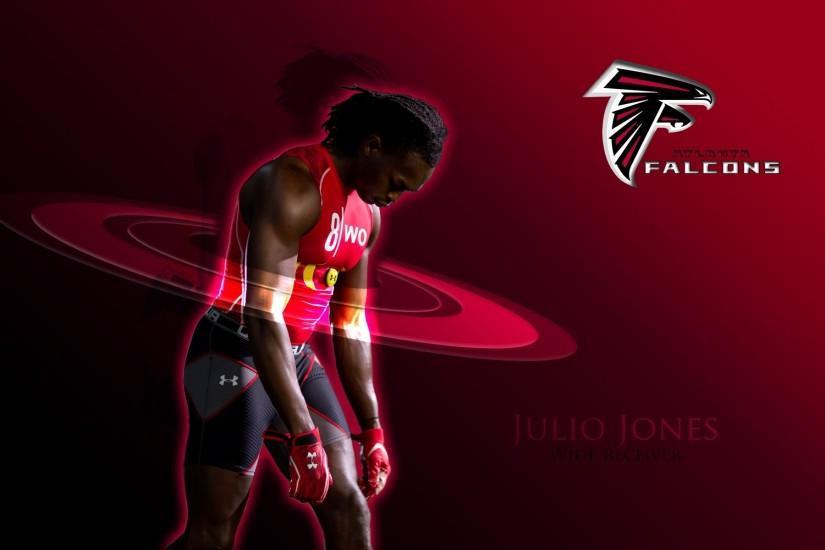 Julio Jones Atlanta Falcons Wallpaper