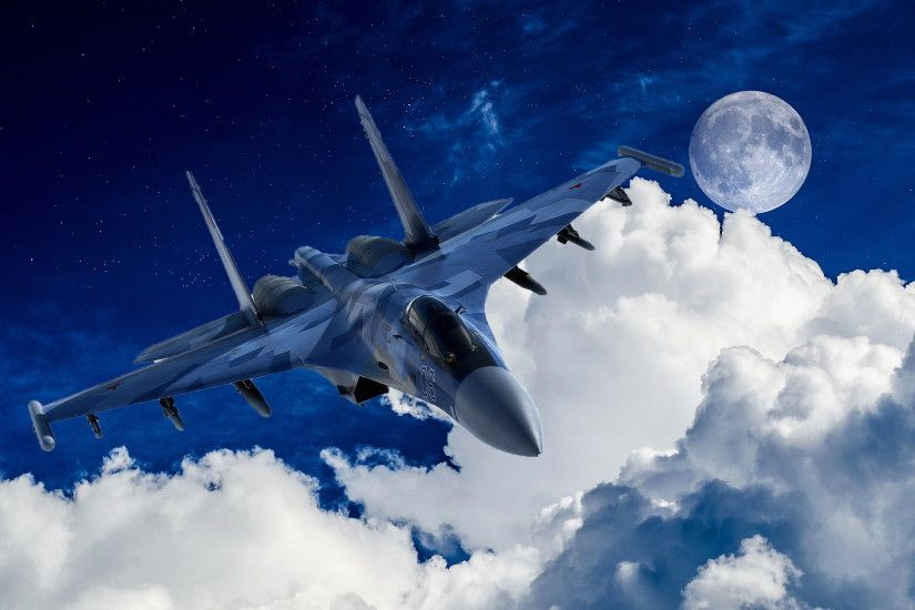HD Wallpaper | Background ID:523109. 2560x1600 Military Sukhoi Su-35