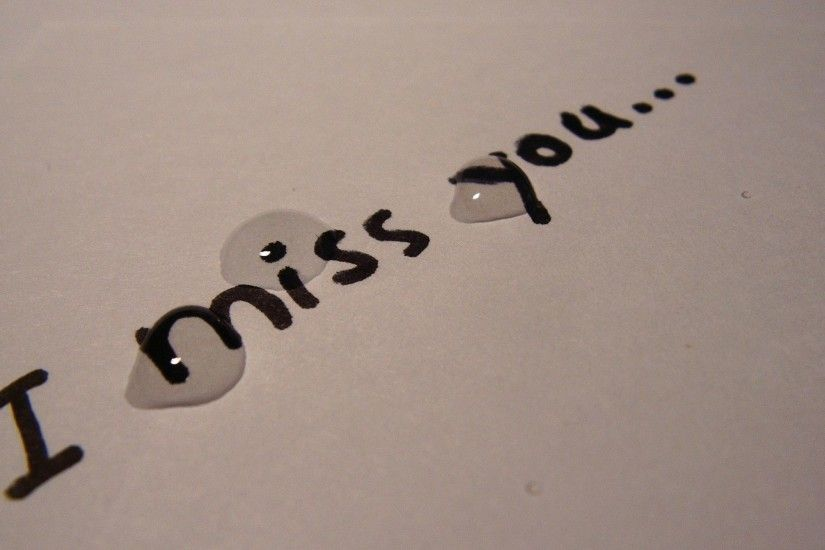 1920x1200 I Miss You Wallpapers – I Miss You Wallpapers Collection for  desktop and mobile