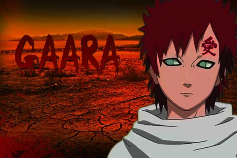 Wallpaper Gaara by XtremSK Wallpaper Gaara by XtremSK