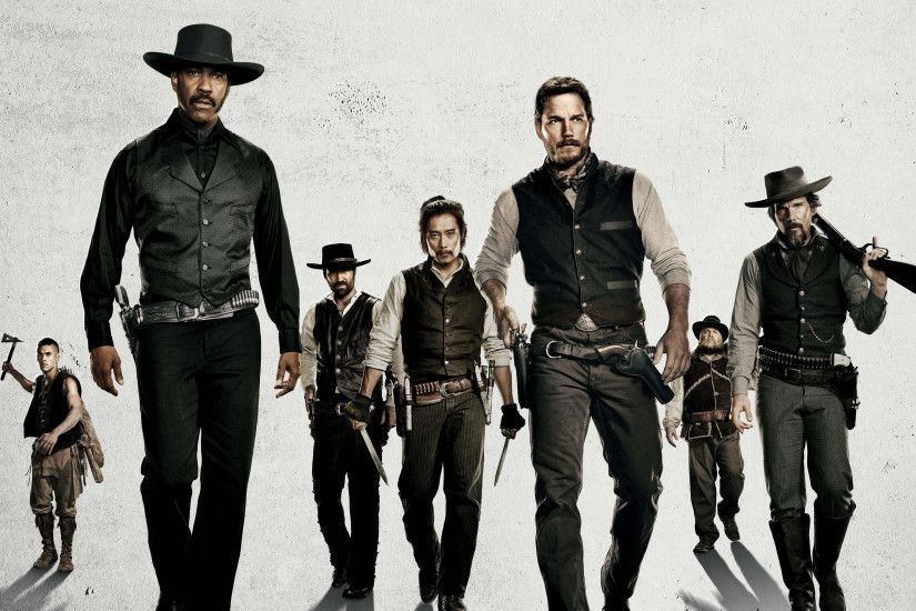 The Magnificent Seven, HD, 4K