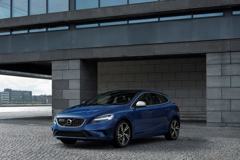 2017 Volvo V40 R Design Wallpapers Mobile Release Date Cross .