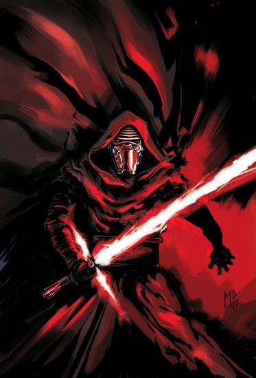 Kylo Ren by MarcoPagnotta on DeviantArt