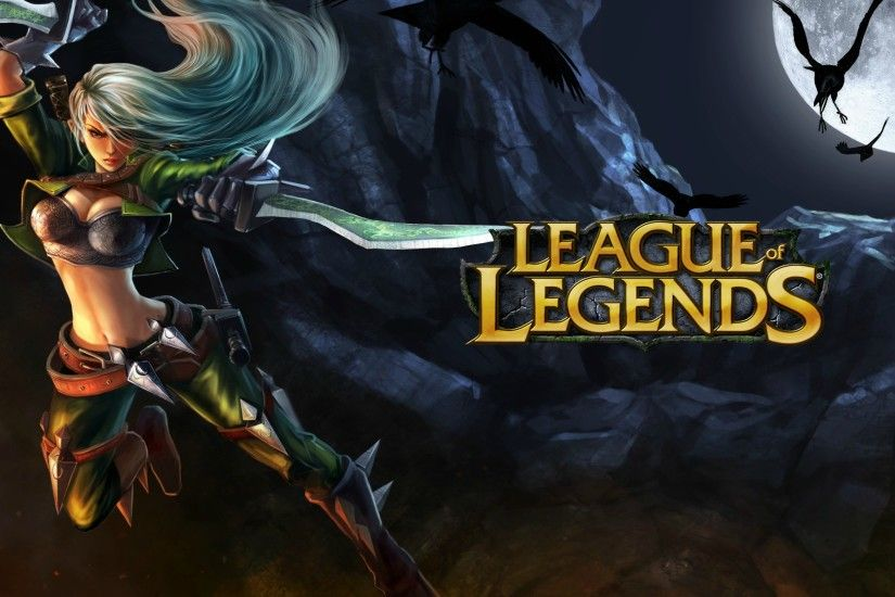 Free league of legends wallpaper background
