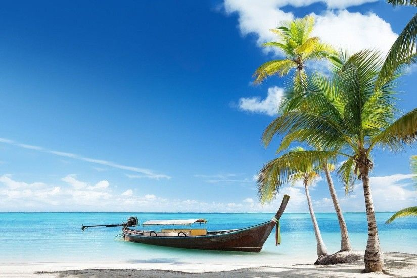 tropical pictures | beach tropical wallpaper wallpapers 1920x1080 .