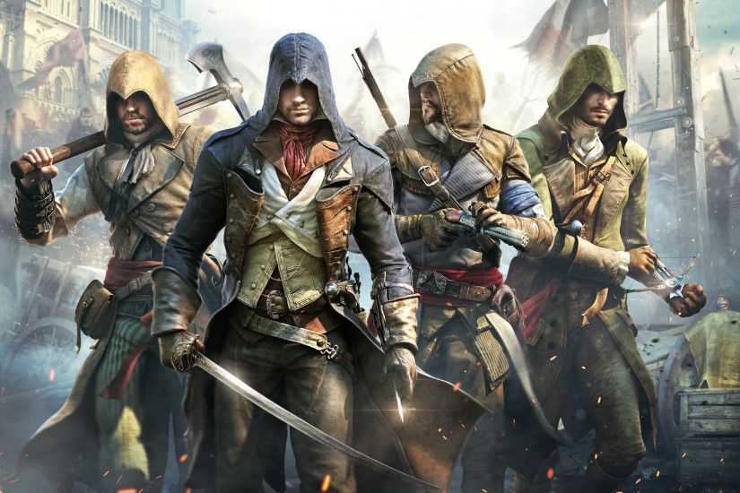 Assassin's Creed: Unity HD Wallpapers
