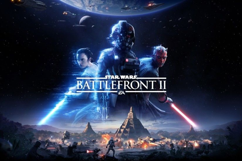 Wallpaper Star Wars Battlefront II, PC, PlayStation 4, Xbox One, 5K, Games,  #7279