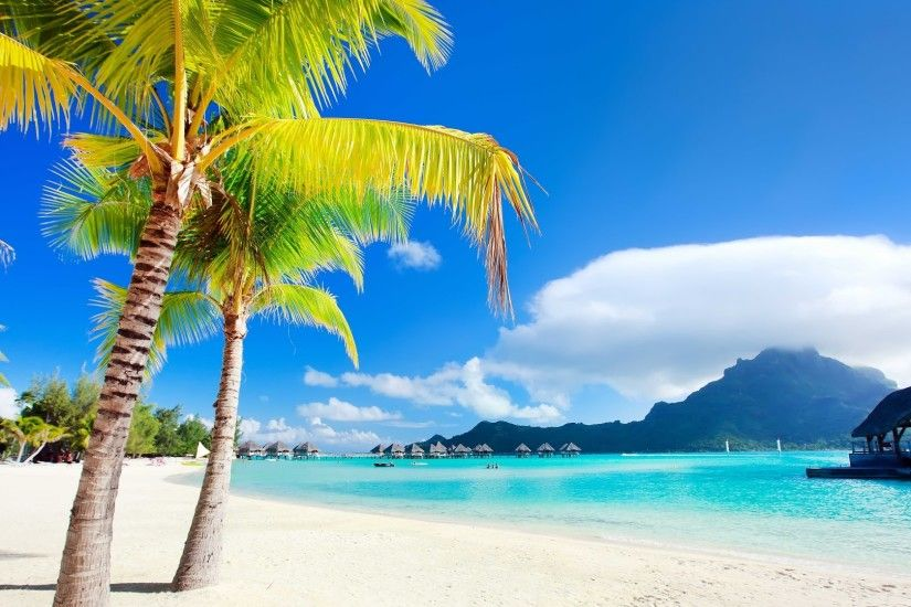 Beautiful Bora Bora Wallpaper 25731