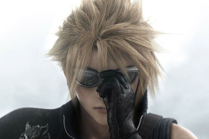 Cloud Strife Final Fantasy VII Wallpapers Game Wallpapers