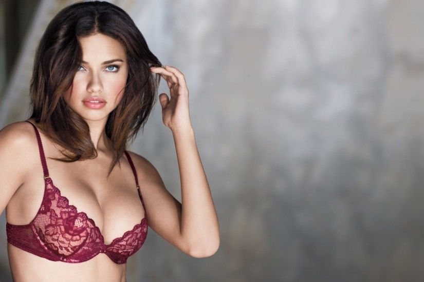 Adriana Lima Hot Wallpaper Adriana Lima Hot Wallpapers & Pictures