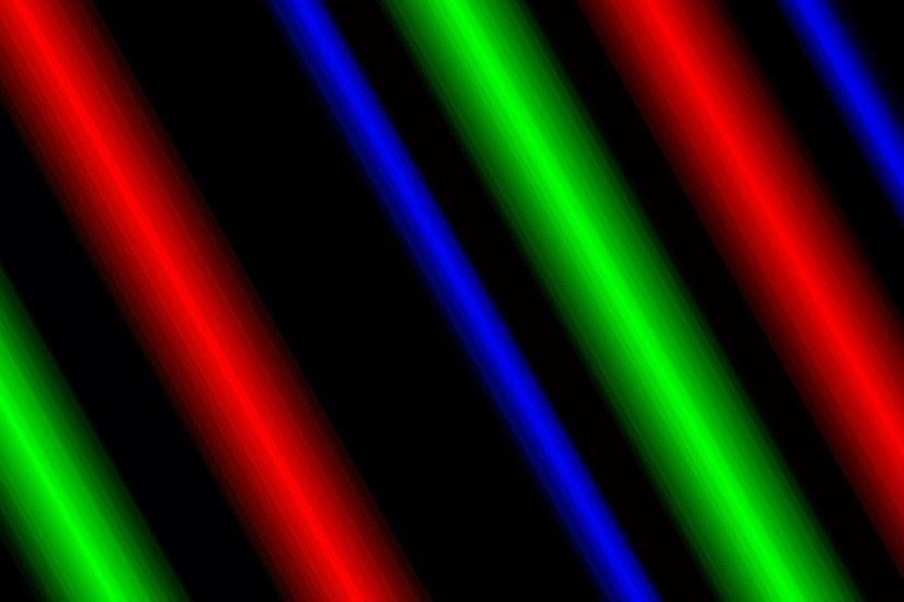 Multi Color Neon Background