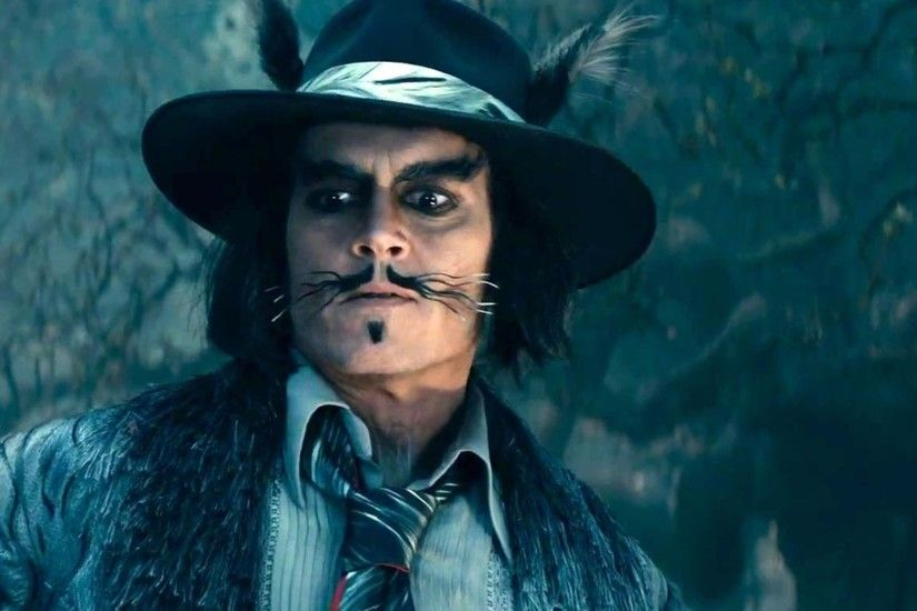 Into the Woods 4K Johnny Depp Wallpaper