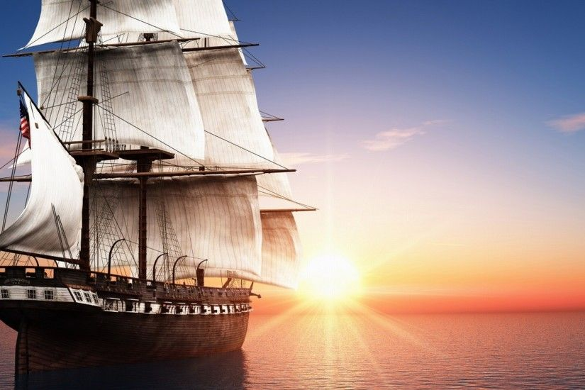 Ship Background For Desktop Wallpaper 1920 x 1080 px 623.08 KB map painting  real vintage hd