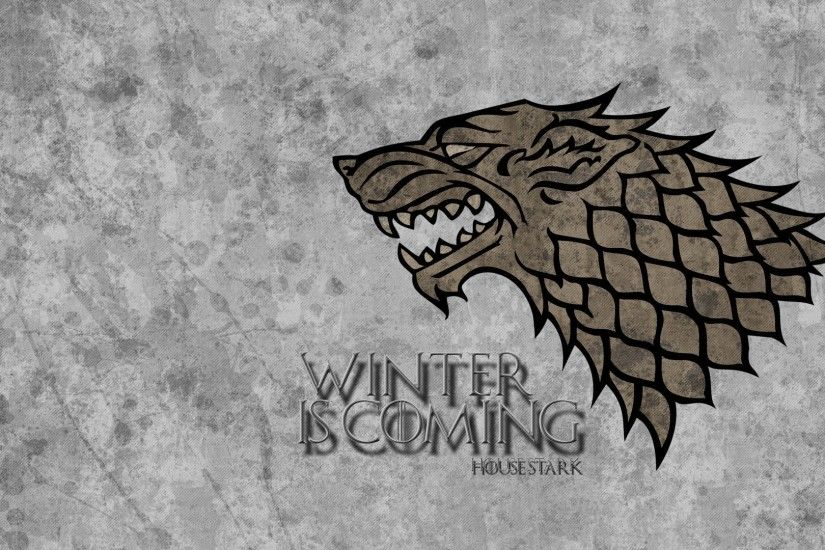 Game Of Thrones, House Stark, Sigils, Winter Is Coming Wallpapers HD /  Desktop and Mobile Backgrounds