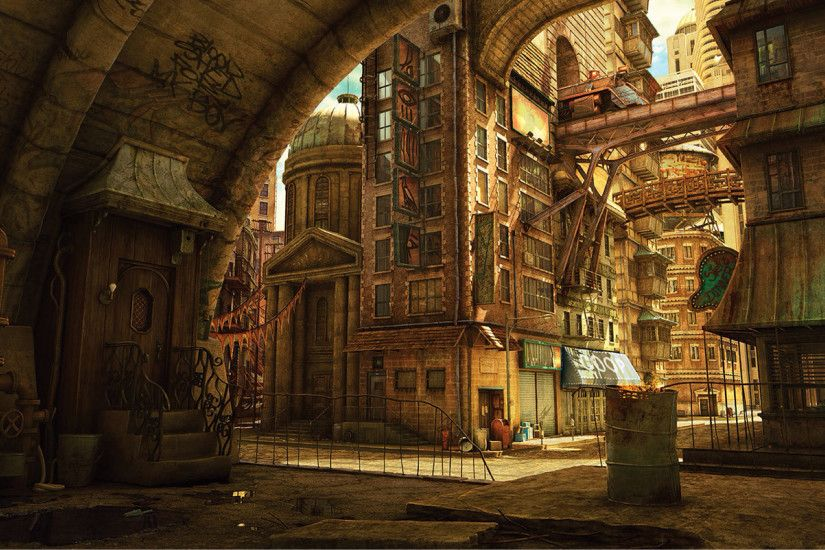 Medieval · Steampunk ArtworkSteampunk WallpaperSteampunk ...