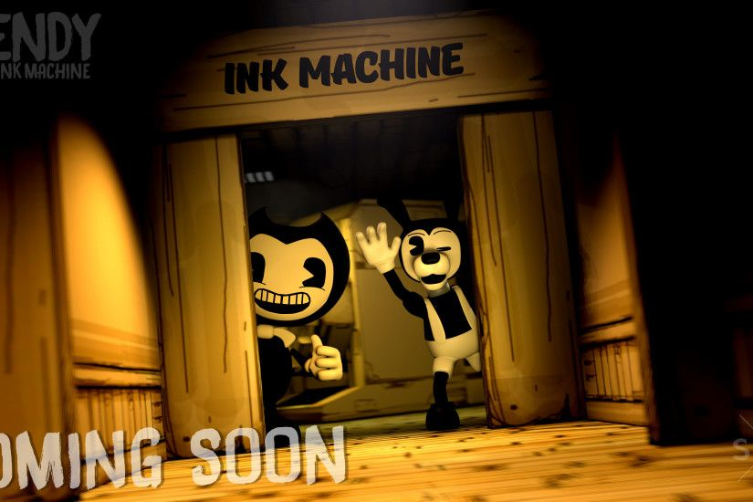 ... SFM Teaser: The Layout | Bendy and The Ink Machine by MinifigJoeSFM
