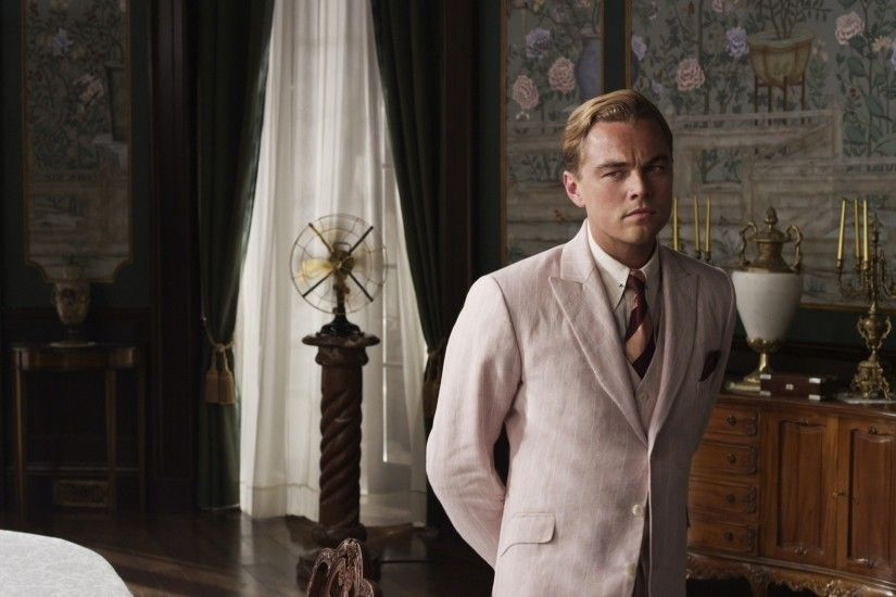 2013 Movie Leonardo DiCaprio The Great Gatsby Wallpapers