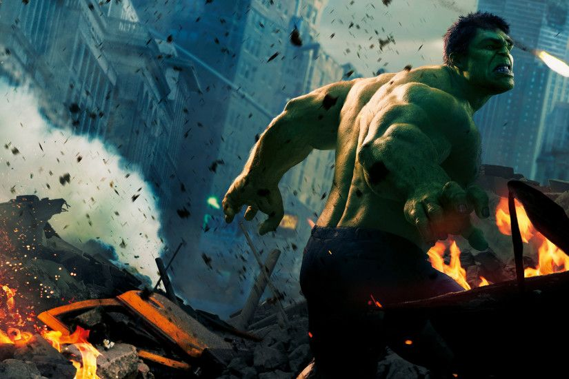Downlaod Hulk in 2012 Avengers