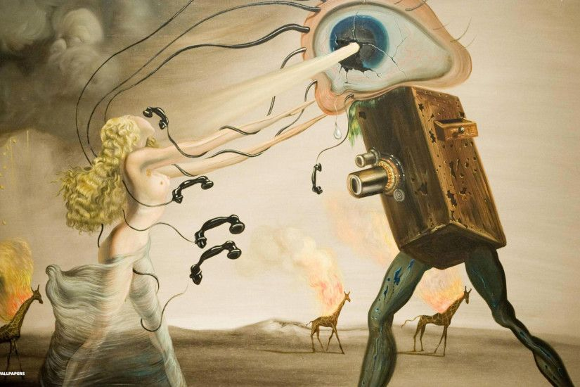 1920x1080 ... salvador dali wallpapers 1920x1080 wallpapersafari .