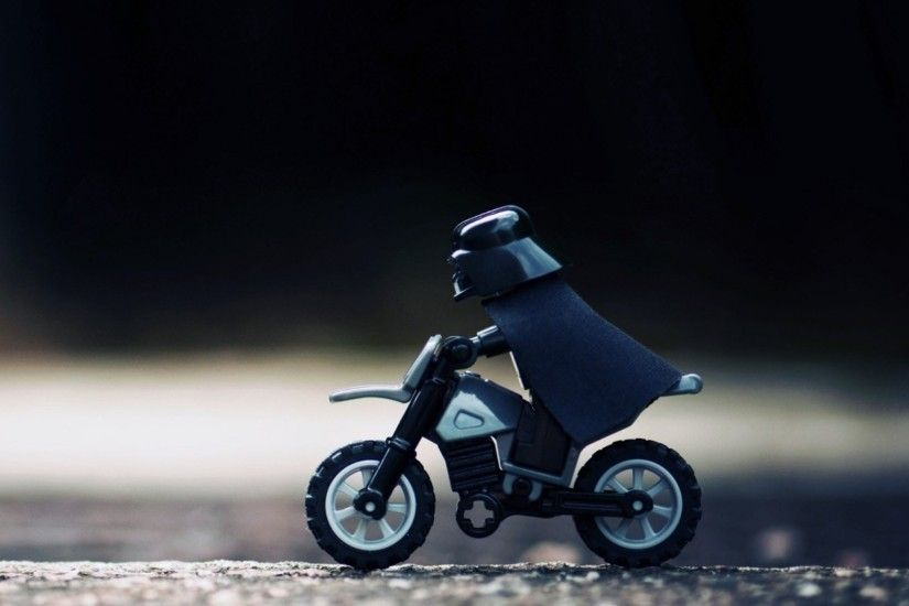 Preview wallpaper star wars, lego, hunt, toys 2048x2048