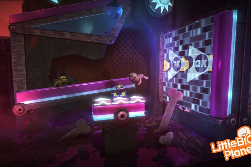 LittleBigPlanet 3 Screenshot 2