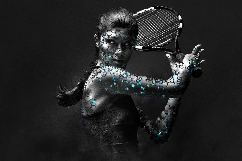 Woman Tennis Player 1080p HD Wallpaper Sports