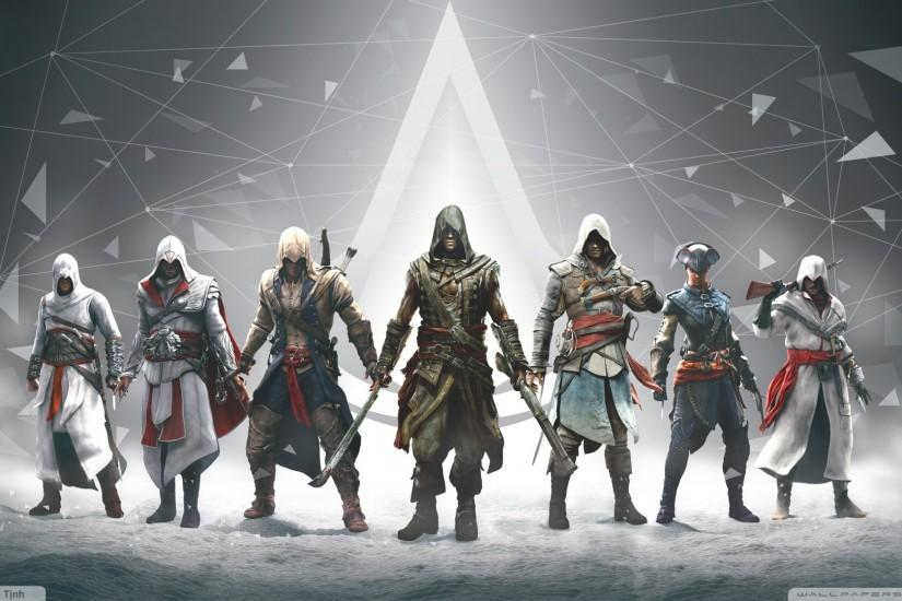 download free assassins creed wallpaper 1920x1080 laptop
