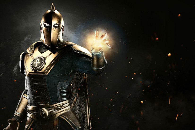 Injustice 2 Doctor Fate