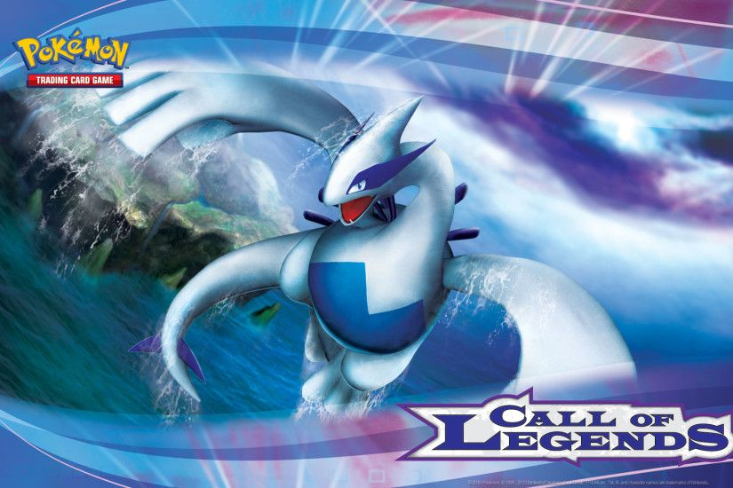 Call of Legends Lugia Wallpaper