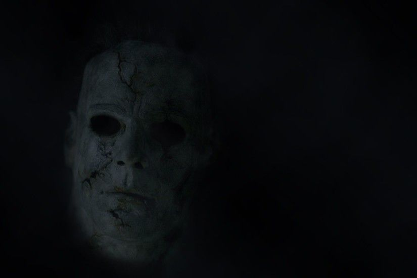 Scary Mask HD Wallpaper