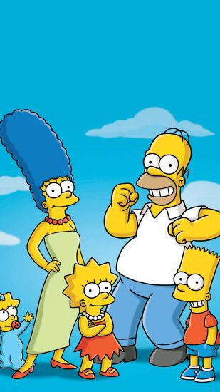 AMERICAN DAD: The Simpsons: (L-R) Maggie, Marge, Lisa, Homer