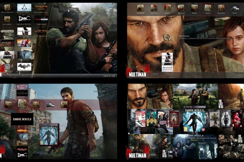 Multiman Ps3 Themes Free Download hcode123 | Ps3cfwfix