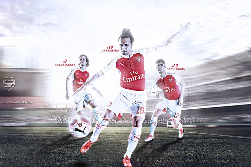 ... dreamgraphicss Arsenal Wallpaper 2015-2016 by dreamgraphicss