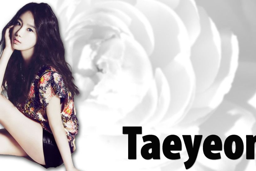 1920x1080 SNSD Taeyeon Wallpaper by Midniqhts on DeviantArt
