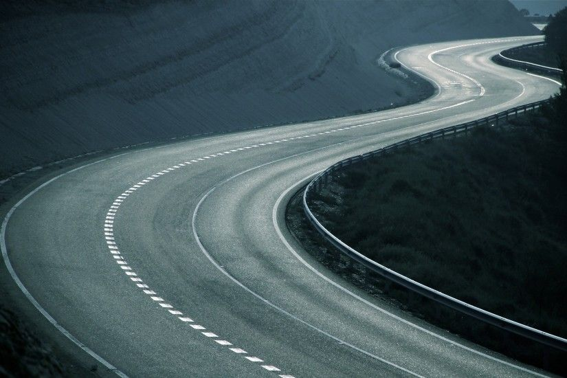 Zig Zag Road & Scenery wallpapers and stock photos