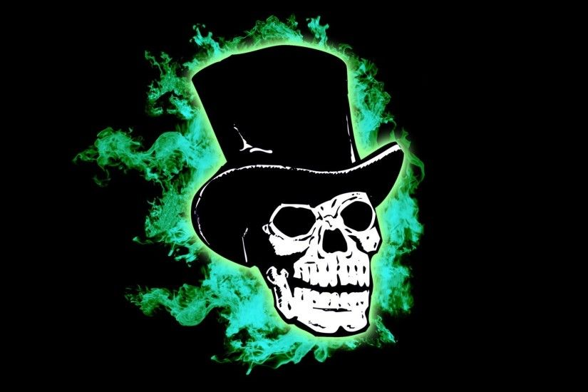 Cool Flaming Skull Desktop Backgrounds HD