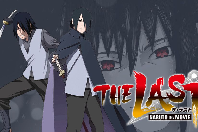 sasuke Naruto The Last HD wallpaper