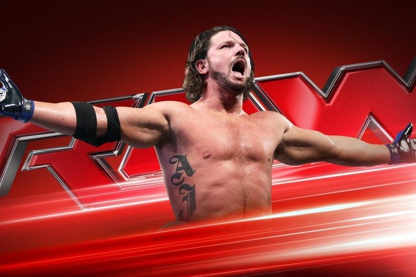 WWE Monday Night Raw Preview for 04.11.2016: AJ Styles/Roman .