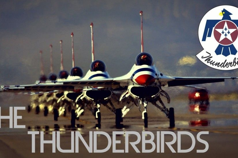 [ Trailer | Be a Pilot ] The USAF Thunderbirds by TVPlanes - YouTube