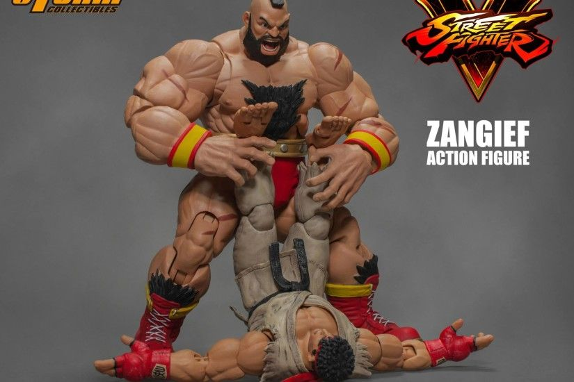 Storm Collectibles SFV Zangief 021