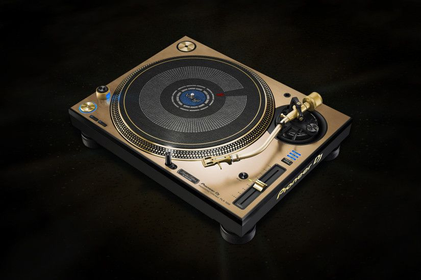... Pioneer DJ PLX-1000 Limited Edition Wallpaper by 2Seven2