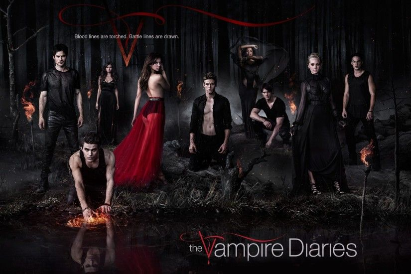 The Vampire Diaries widescreen wallpapers The Vampire Diaries Pictures