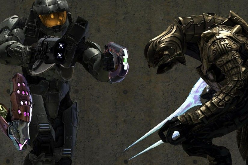 Image - Halo 3 arbiter and master chief.jpg | Adventure Time Wiki .