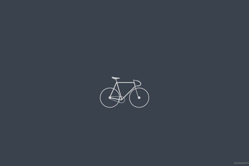 Minimalistci Fixed Gear Bike for 1920x1080