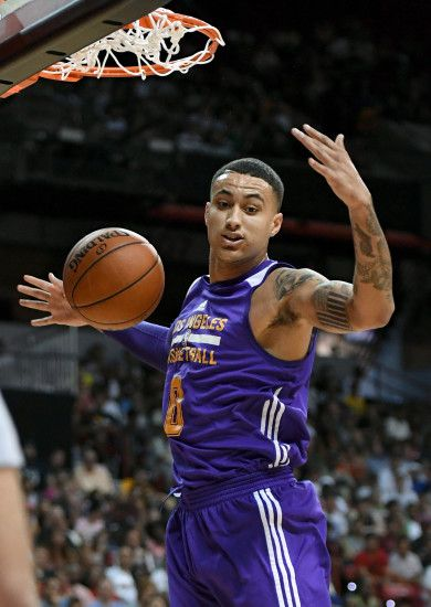 Kyle Kuzma was the Summer League star no one saw coming
