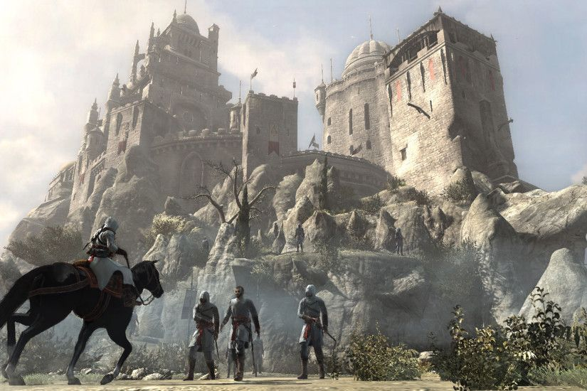 Assassin's Creed HD Wallpapers 1080P | Assassin's Creed Revelations Masyaf  wallpaper