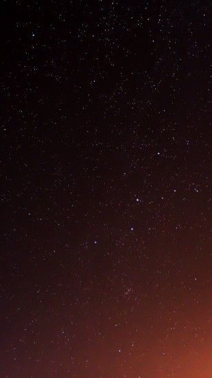 Star Sky Night Space Dark iPhone 6 wallpaper