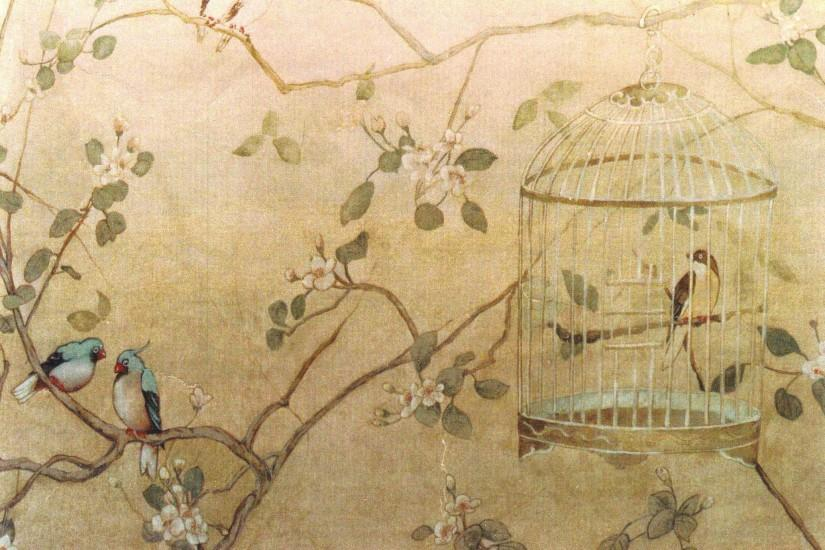 Good Chinoiserie Wallpaper