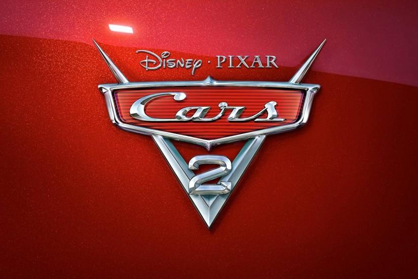 Disney Cars Logo Wallpaper