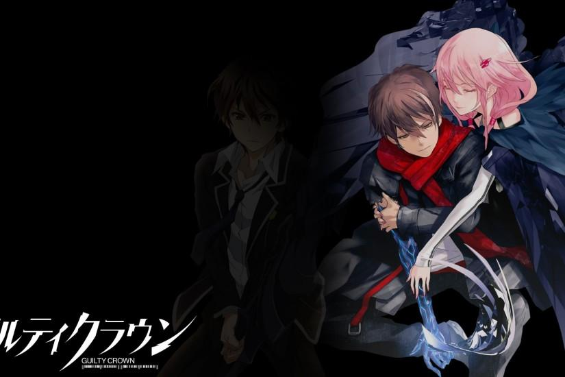 Anime - Guilty Crown Wallpaper